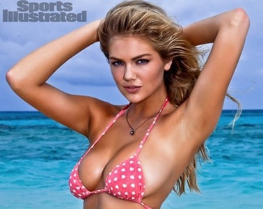 Kate Upton vuelve a protagonizar la portada de Sports Illustrated